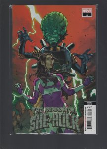 Immortal She-Hulk #1 Variant (2020)