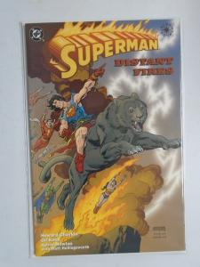 Superman Distant Fires #1 - 8.0 VF - 1998