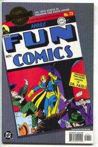 MORE FUN COMICS #73, NM-, Millennium Ed., Green Arrow, DC 2001 more DC in store