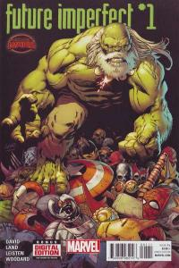 Future Imperfect #1, NM- (Stock photo)