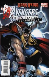 Avengers: The Initiative #21 VF/NM; Marvel | save on shipping - details inside