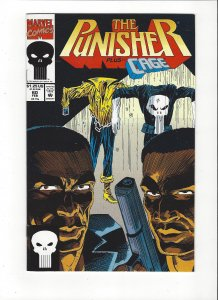 The Punisher #60 (1987)  Luke Cage Marvel Comics NM