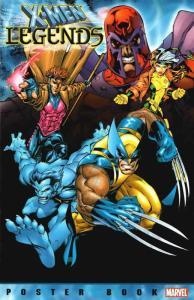 X-Men Legends Poster Book #1 FN; Marvel | save on shipping - details inside