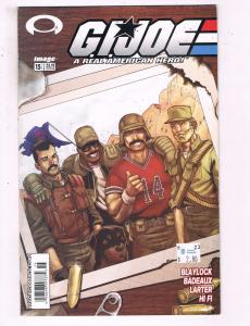 G.I. Joe A Real American Hero #15 VF Image Comics Comic Book Blaylock DE17