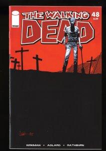 Walking Dead #48 VF/NM 9.0