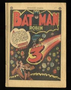 Detective Comics (1937) #146 Coverless Complete!