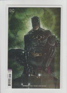 Batman #51b NM- 9.2 DC Universe Rebirth Cold Days Part 1 Kaare Andrews Variant