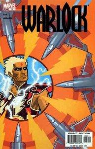 Warlock (2004 series) #3, NM + (Stock photo)