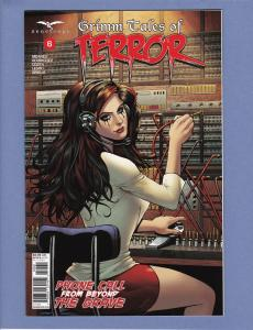 Grimm Tales of Terror #6 NM Variant Cover C