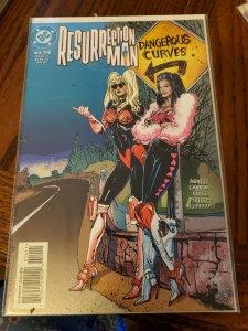 Resurrection Man #14 (1998)