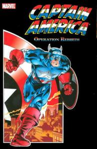 Captain America (1st Series) TPB #7 (2nd) VF/NM; Marvel | save on shipping - det