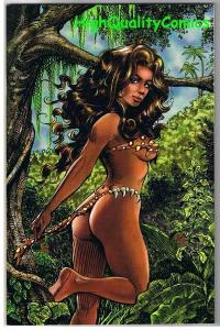 CAVEWOMAN KLYDE & MERIEM #1, Limited, Budd Root, 2001, NM, more CW in our store