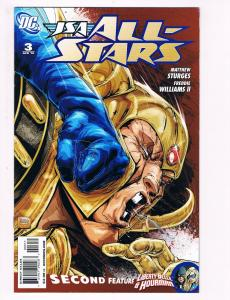 JSA All-Stars # 3 DC Comic Books Awesome Issue Modern Age MAGOG WOW!!!!!!!!! S23