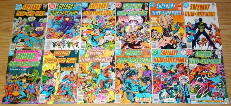 Legion of Super-Heroes #197-354 FN/VF/NM complete series + annual #1-5 + special