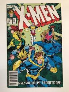 X-Men #13 Newsstand Edition !