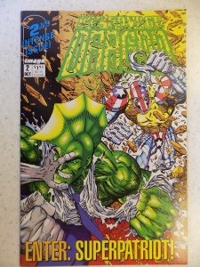 Savage Dragon #2 (1992)