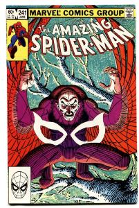 AMAZING SPIDER-MAN #241-comic book 1983-MARVEL-Vulture