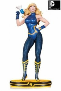 DC Comics Cover Girls: Black Canary Numbered Statue 29/5200