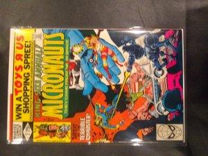 Micronauts Annual #2 (1980)