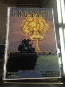Crossed 1 NM SGN Poster Edition LTD/2000 copies Garth Ennis