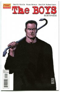 THE BOYS #66, NM, Garth Ennis, Darick Robertson, 2006, more in our store