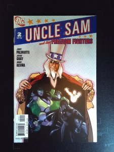 Uncle Sam and the Freedom Fighters #2 (2006)