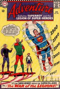 Adventure Comics #355 (ungraded) stock photo / SCM