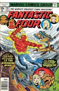 Fantastic Four (1961 series) #192, Fine+ (Stock photo)
