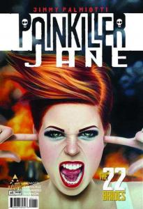 Painkiller Jane: The 22 Brides #1, VF (Stock photo)