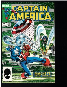 Captain America #302 (Marvel, 1985)