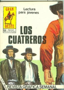 Gran Oeste numero 460: Los cuatreros