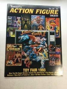 Action Figure Digest 10 Nm- Near Mint- Magazine