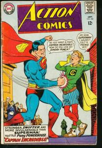 ACTION #354-SUPERMAN-DC-1967 VG
