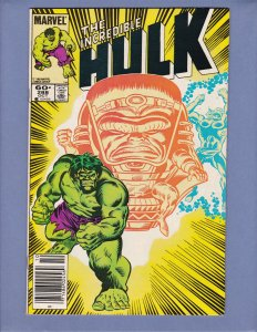 Incredible Hulk #288 FN/VF Abomination MODOK Marvel 1983
