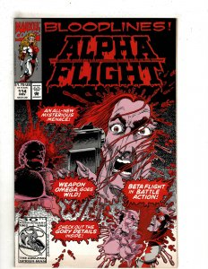 Alpha Flight #114 (1992) YY7