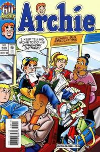 Archie #529 FN; Archie | save on shipping - details inside