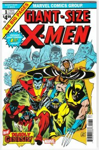 Giant Sized X-Men #1 Facsimile Edition (Marvel, 2019) NM