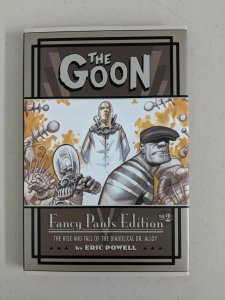 The Goon Fancy Pants Edition Vol 2 Hardcover 2008 Eric Powell Signed Edition