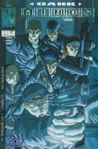 Darkminds #7 VF/NM; Image | save on shipping - details inside