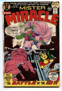 Mister Miracle #8 1972- DC Jack Kirby comic book
