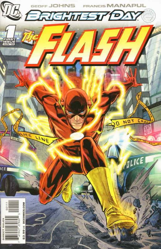 Flash, The (3rd Series) #1 VF/NM; DC | save on shipping - details inside