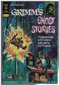 GRIMMS GHOST STORIES 10 F-VF July 1973