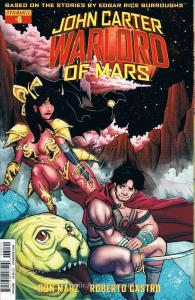 John Carter, Warlord of Mars (2nd Series) #6D FN; Dynamite | save on shipping -