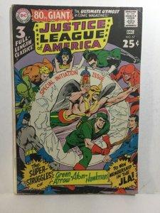 Justice League Of America 67 Gd+ Good+ 2.5 DC Comics