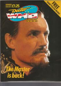 Doctor Who Magazine No. 148 May 1989