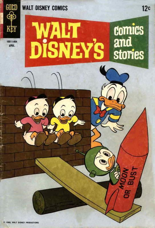 Walt Disney's Comics and Stories #331 FN; Dell | save on shipping - details insi