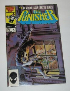Punisher #4 1986 Marvel Comics VF/NM