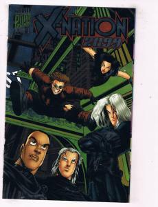X-Nation 2099 (1996) #1Marvel Comic Book Shakti Morphine HH3