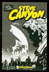 MILTON CANIFF'S STEVE CANYON: 1950 TRADE PAPERBACK-2005 VF/NM