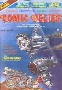 Comic Relief (magazine) #52 FN; Page One | save on shipping - details inside
